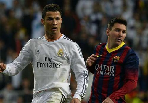 Messi: 'Tôi tôn trọng Ronaldo, chấm hết'