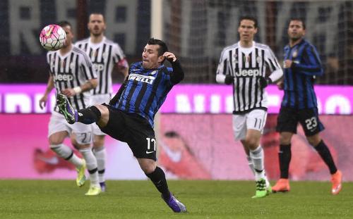 Juventus hút chết trước Inter, vào chung kết Cup Italy