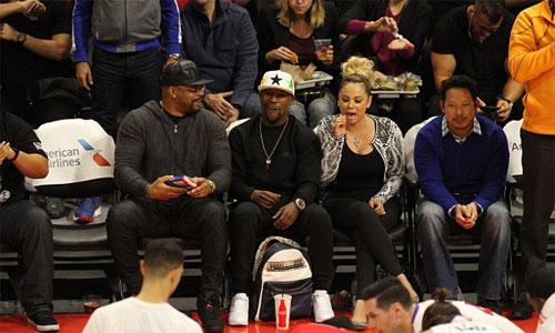 Mayweather muốn làm ông chủ ở NBA
