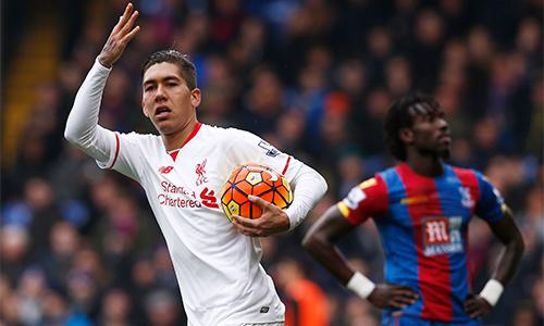 Liverpool ngược dòng, thắng kịch tính tại Palace
