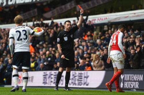 Coquelin: 'Arsenal sẽ thắng nếu tôi không nhận thẻ đỏ'