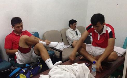Hoàng Nam, Hoàng Thiên thắng trận đấu sau gần 12 tiếng