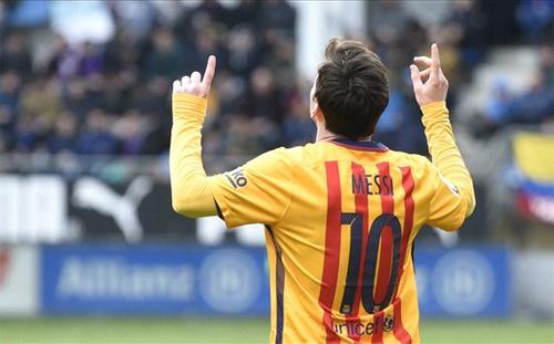 Messi đi vào lịch sử La Liga với kỷ lục xuyên suốt tám mùa giải