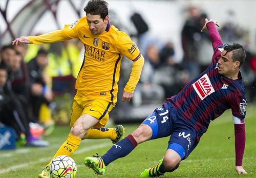 Messi kiến tạo và lập cú đúp, Barca giành chiến thắng lớn