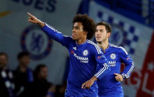 Đang thua PSG, Willian vẫn tin Chelsea giành Champions League