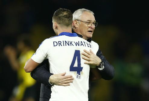Leicester 'vô địch' sau 38 vòng liên tiếp tại Ngoại hạng Anh