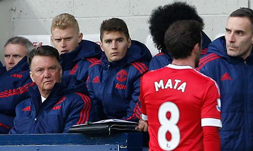 Juan Mata nhận lỗi vụ lĩnh thẻ đỏ trong thất bại của Man Utd