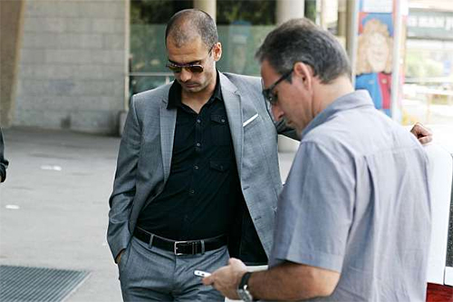 Guardiola bí mật gặp sếp Man City