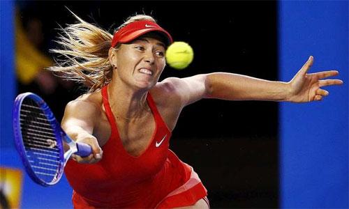 Luật sư tìm cách giảm án cho Sharapova