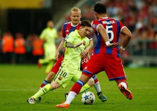 Muller: 'Barca mạnh, nhưng cũng chỉ ngang ngửa Bayern'