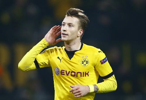 Reus lập cú đúp, Dortmund thắng đậm Tottenham