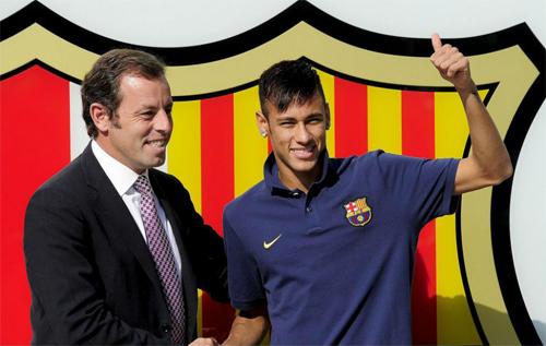 Barca đón tin vui về nghi án gian lận chuyển nhượng Neymar