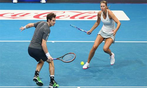 Andy Murray ủng hộ án cấm thi đấu đối với Sharapova