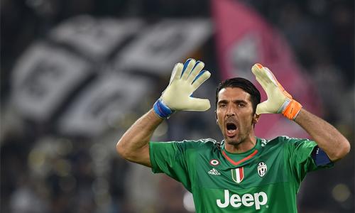 Buffon: Như một kiệt tác ở Serie A
