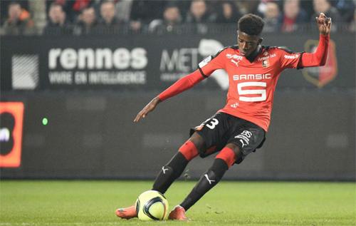 Rennes từ chối đề nghị 40 triệu đôla của Barca cho chân sút 18 tuổi