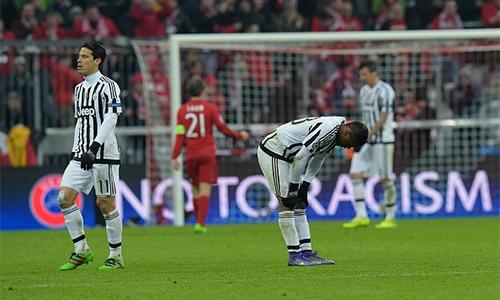 Anh bảo toàn bốn suất Champions League nhờ Juventus bị loại