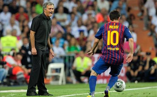 Mourinho: 'Có Messi thì giành Champions League dễ hơn'