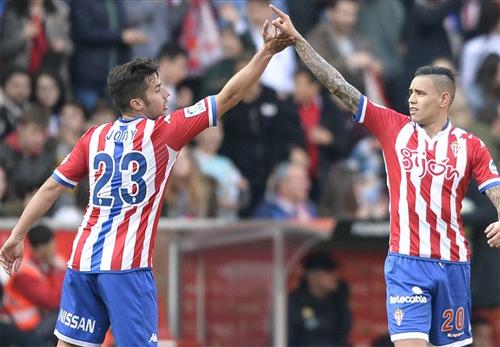 Thua đội xếp áp chót, Atletico cạn dần hy vọng bám đuổi Barca