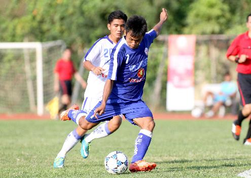 Tuyển thủ U23 quốc gia ghi bốn bàn một trận tại giải U19