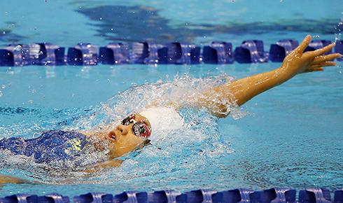 Phương Trâm đoạt 13 HC vàng, phá sáu kỷ lục bơi quốc gia