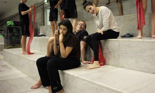 Cô gái tị nạn và ước mơ tham dự Olympic 2016