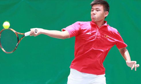 Gây thêm cú sốc, Hoàng Nam vào vòng hai giải Nhật Bản