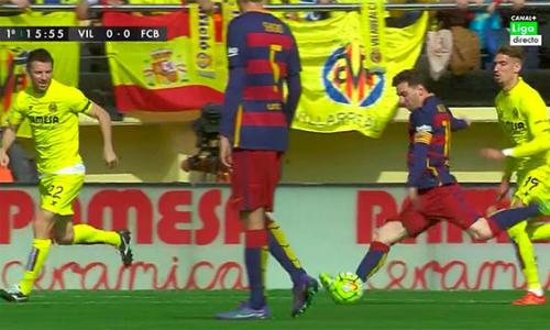Barca xin lỗi CĐV Real bị Messi làm gãy tay