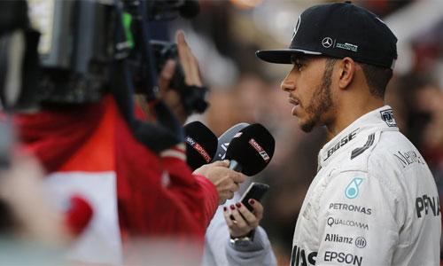 Hamilton: 'Những người làm luật F1 chẳng hiểu chiếc xe hoạt động thế nào'