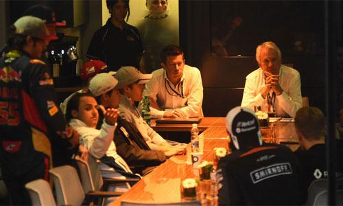 Các tay đua gửi thư cảnh báo về cách điều hành F1