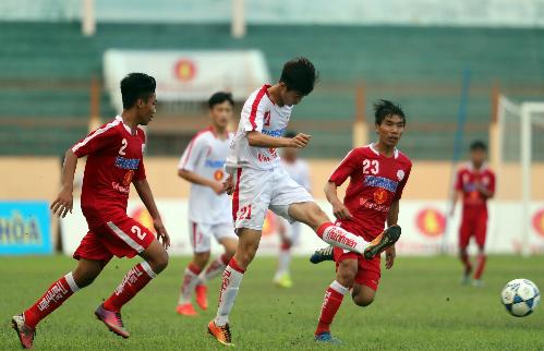 Derby thủ đô tại trận chung kết U19 quốc gia