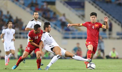 Tuyển thủ Việt Nam sẽ đeo băng đen trong trận đấu với Iraq