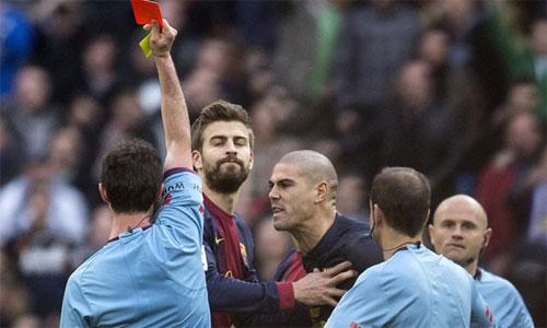 Barca chưa từng thắng Real khi dẫn hơn chín điểm