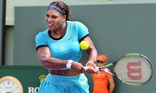 Serena Williams, Andy Murray bị loại ở Miami Mở rộng