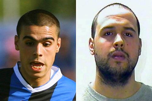 Khủng bố mượn tên cựu cầu thủ Inter đánh bom Brussels