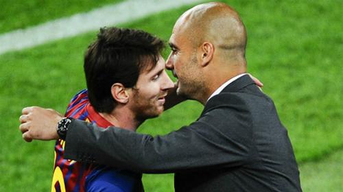 Năm lý do đưa Messi tới Man City nếu rời Barca