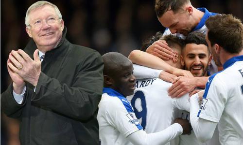 Ferguson: 'Leicester làm tôi nhớ Man Utd ngày xưa'