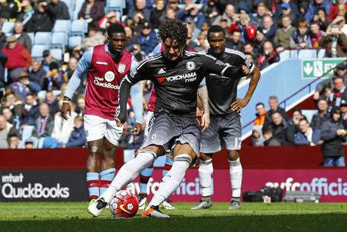 Pato ghi bàn ngày ra mắt, Chelsea đè bẹp đội bét bảng