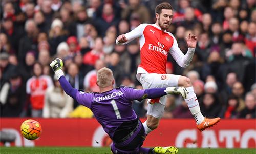 Kasper Schmeichel: Kẻ giữ thang cho Leicester City leo lên thiên đường