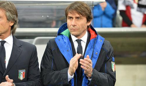 Antonio Conte được bổ nhiệm làm HLV Chelsea