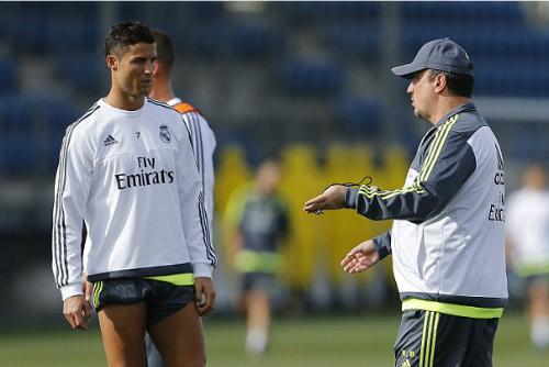 Ronaldo từng chống lệnh Benitez như thế nào