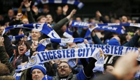 Nhiều nhà cái gặp ác mộng vì Leicester sắp vô địch