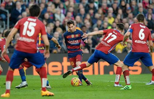 Barca - Atletico: Ký ức buồn ám ảnh gã khổng lồ