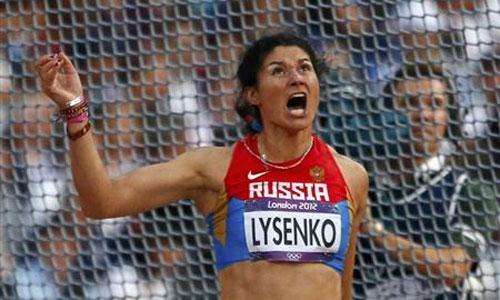 Thêm một nhà vô địch Olympic người Nga dính doping
