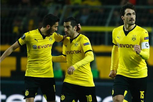 Lịch sử từ chối cơ hội đi tiếp của Dortmund