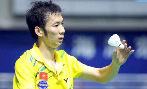 Tiến Minh thua đối thủ 19 tuổi, mất chức vô địch