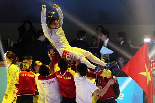 Đấu kiếm giành tấm vé thứ ba dự Olympic