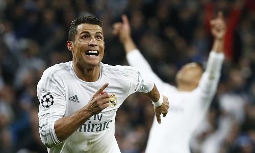Ronaldo muốn Real đấu với đội bóng Bồ Đào Nha ở bán kết