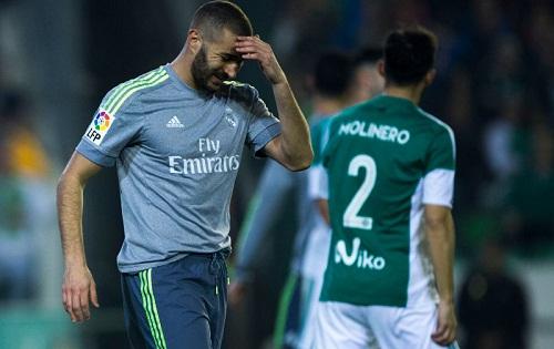 Benzema bị gạt khỏi tuyển Pháp dự Euro 2016