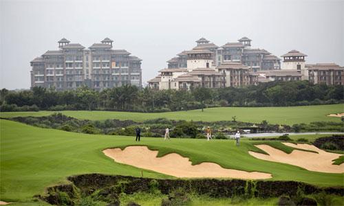 Trung Quốc bỏ lệnh cấm chơi golf với quan chức