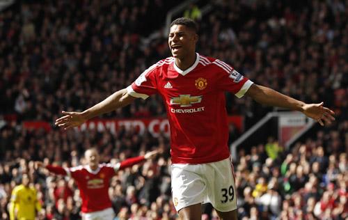 Rashford lại nổ súng, Man Utd tiễn Aston Villa xuống hạng